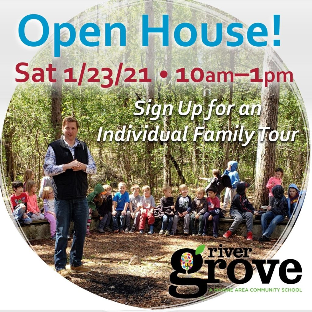 Sign up for an individual family tour