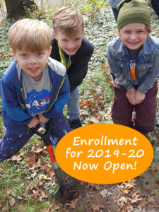 Enrollment Now Open!