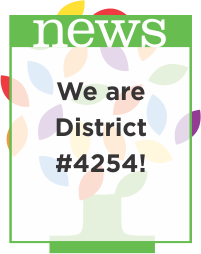 We are Minnesota District #4254
